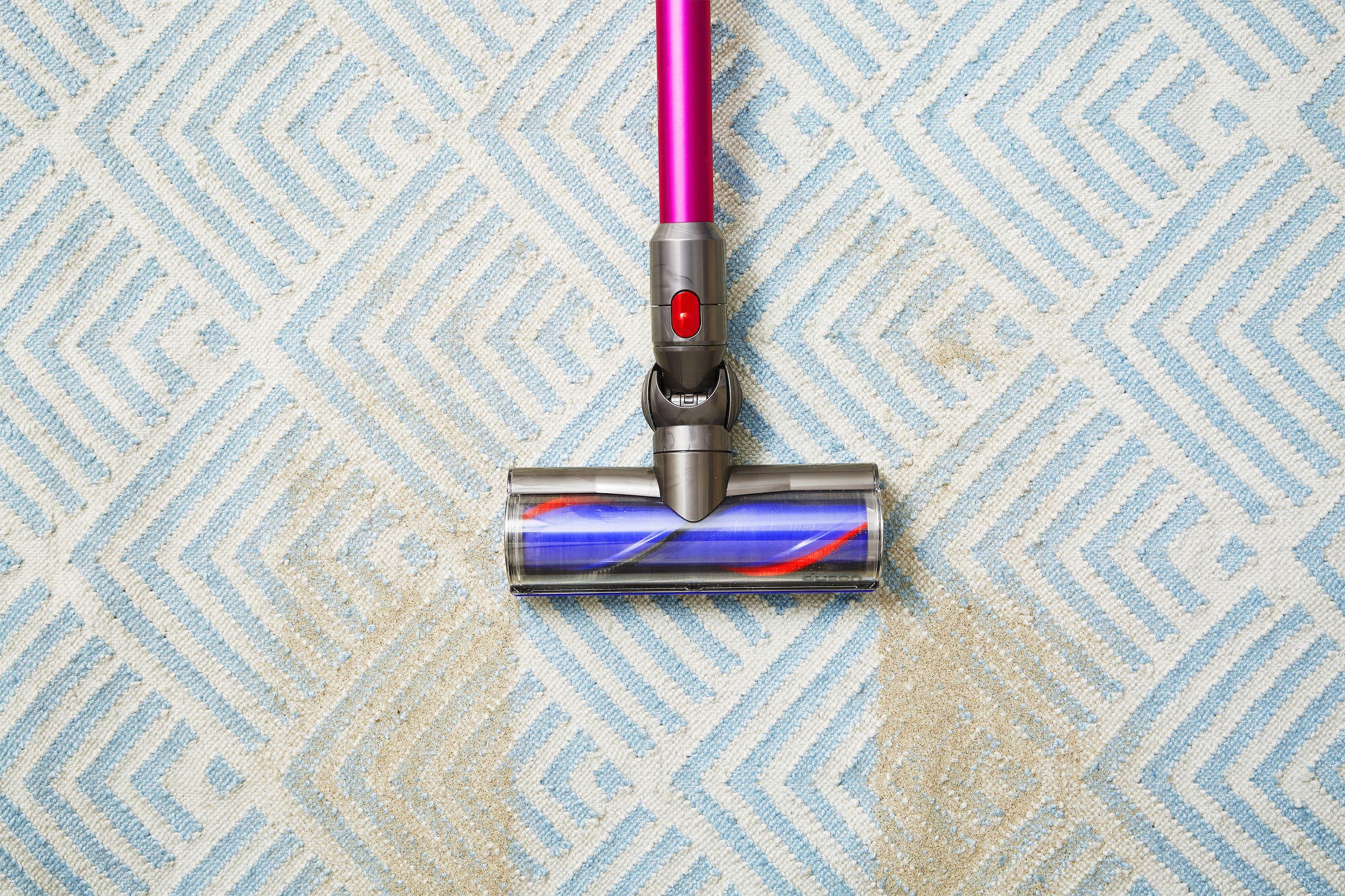 how do i clean my carpet myself