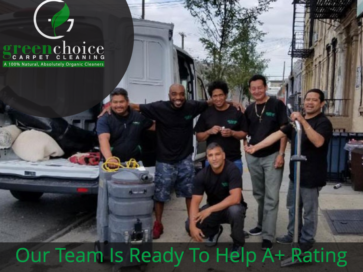 our licensed technician is ready to help you in any cleaning in NYC
