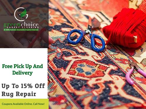 rug repair near me
